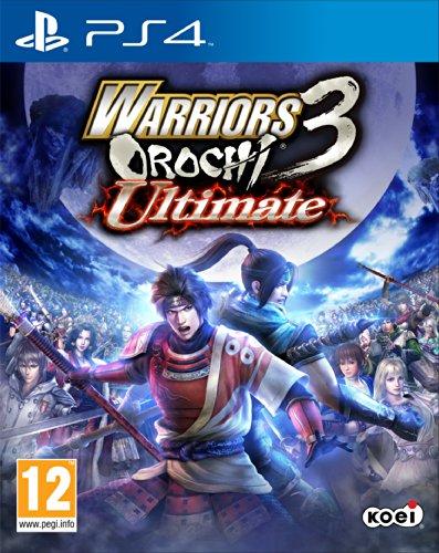 Warriors Orochi 3 Ultimate (PS4) - [Edizione: Regno Unito]