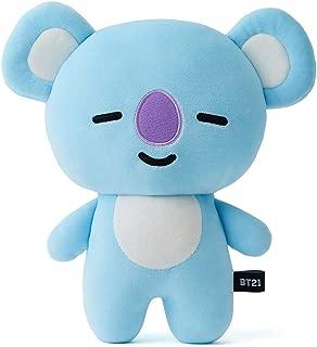 BT21 Official Merchandise by Line Friends - KOYA Character Mini Flat Body Cushion
