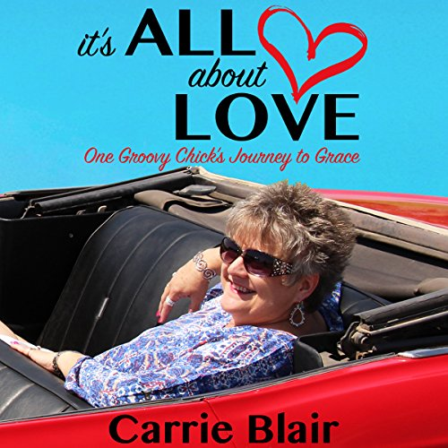 It's All About Love audiobook cover art
