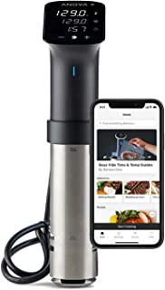 Anova Culinary | Sous Vide Precision Cooker Pro, 1200 Watts, All Metal