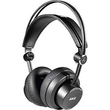 AKG Pro Audio K175 On-Ear, Closed-Back, Lightweight, Foldable Studio Headphones
