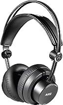 AKG K175 On-ear Closed-back Foldable Pro Studio Headphones Black