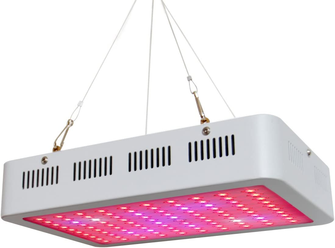 New color Exmate 300W LED Grow Light Indoor Plant Upgraded Full Spectrum Super Special SALE held
