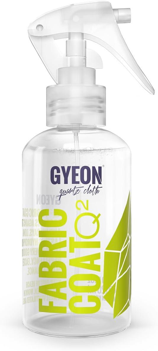 GYEON Quartz Fabric Low price Coat 120ml Discount mail order