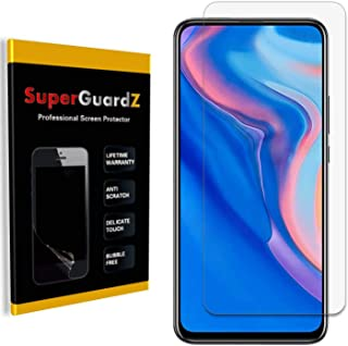 [8-Pack] for Huawei Honor 9X / 9X Pro / Y9 Prime (2019) Screen Protector, SuperGuardZ, Ultra Clear [Lifetime Replacement]