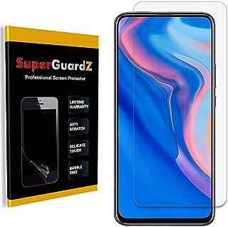 [8-Pack] لجهاز Huawei Honor 9X / 9X Pro / Y9 Prime (2019) واقي شاشة ، SuperGuardZ ، فائق الوضوح [استبدال مدى الحياة]