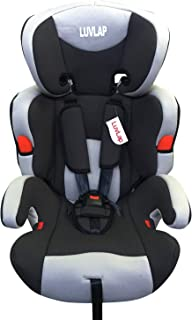 LuvLap 3 in 1 baby car seat/car chair, Extra Large Seating Space, universal kind,ECE approved, for Baby/Kids, 9 month to 1...