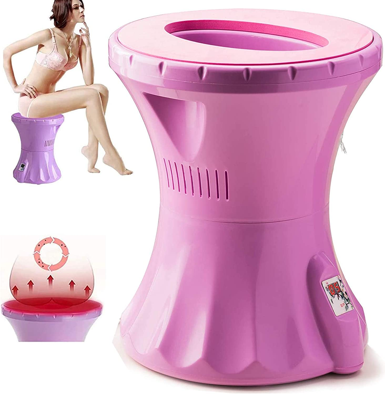 HHYGR Weekly update Yoni Spa Steam Seat Sitting Vaginal - Protable Fumigation Elegant