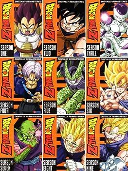 Dragonball Z Complete Seasons 1-9 Box sets  9 Box Sets