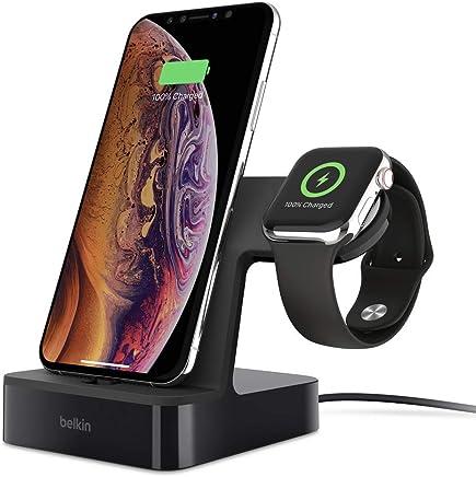 Belkin Powerhouse Charge Dock for Apple Watch + iPhone...