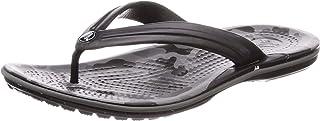 Crocs Unisex Adults Crocband Seasonal Graphic Flip