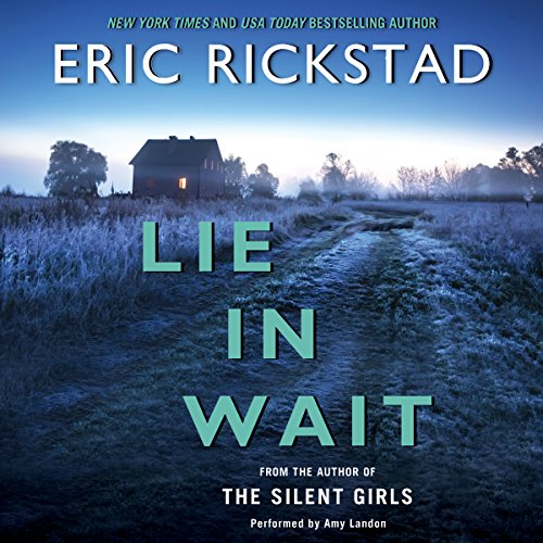 Lie in Wait audiobook cover art