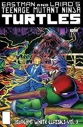 c0587adcf68f Teenage Mutant Ninja Turtles  Black   White Classics Vol.