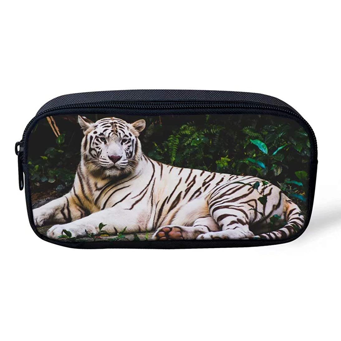 Pencil Cases Tiger for Boys School Pen Porch Painting Tool Bags aaks379370621219