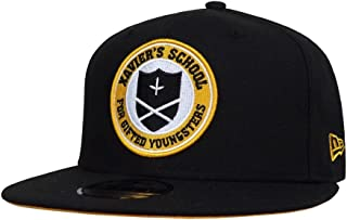 X-Men Xavier Institute 9Fifty Adjustable Hat Black