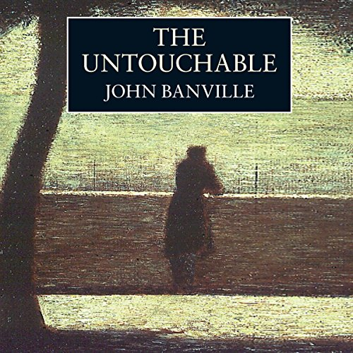 The Untouchable audiobook cover art