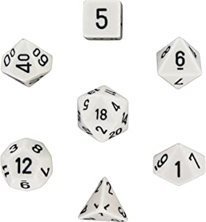 Best white polyhedral dice Reviews