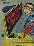 Rubrique à Brac - Tome 5 - Presses Pocket - 01/01/1990