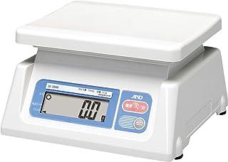 A&D デジタルはかり SL-1000 ≪ひょう量:1000g 最小表示:0.5g 皿寸法:230(W)*190(D)mm 検定無≫※計量法準拠製品