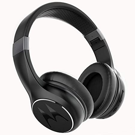 motorola Audifonos Bluetooth Escape 220 Plegables BT 5.0