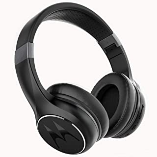 Motorola Lifestyle SH057 Bezprzewodowe Słuchawki Wokółuszne, 350 g, Czarny/Szary