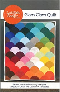 Best glam clam quilt pattern Reviews