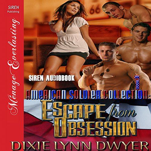The American Soldier Collection Series: Escape from Obsession audiobook cover art