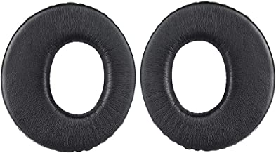 Upgraded Replacement Ear Pads, Replacement Foam Earpads Cushions Cover with MDR-RF985R RF970R 960R RF925R Headphones(Black)