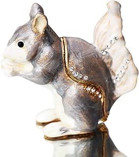 squirrel jewelry box