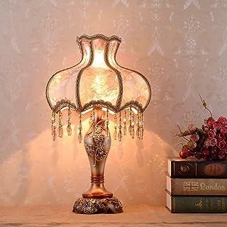 Lampe de table Lampe de table de style américain Lampe de chevet Chambre Chambre Salle de table de style européen Moderne ...