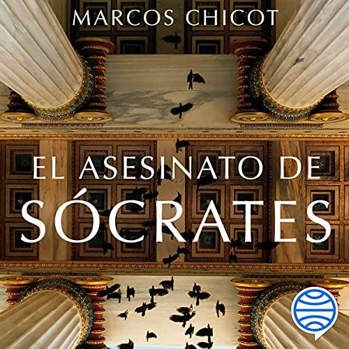 Couverture de El asesinato de Sócrates