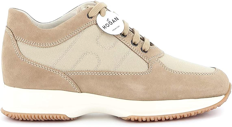Hogan Sneakers Interactive HXM00N00E10806C609 Beige Uomo 10 ...