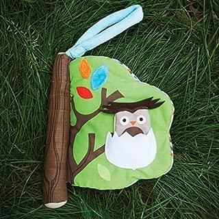 Skip Hop Treetop Friends Soft Activity Book