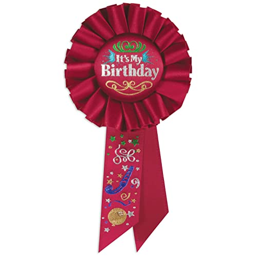 Adult Children Birthday Boy// Girl Badge and Rosette 2 Piece Ideal for Parties