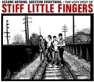 The Very Best Of Stiff Little Fingers by Stiff Little Fingers (2012-03-11)