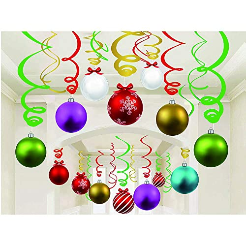 Hanging Christmas Decorations Ceiling.Ceiling Christmas Decorations Amazon Com