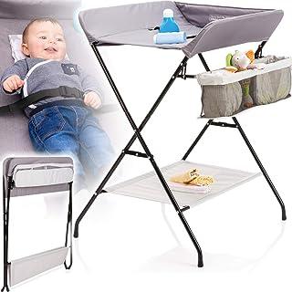 Table à langer mobile (pliante)