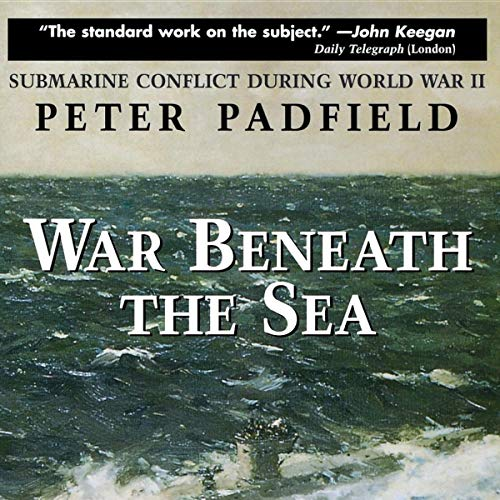 War Beneath the Sea cover art