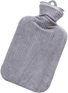 Classic Hot Water Bottle Comfortable Warm Water Bag for Home/Office -A10