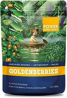 Power Superfoods Organic Golden Berries