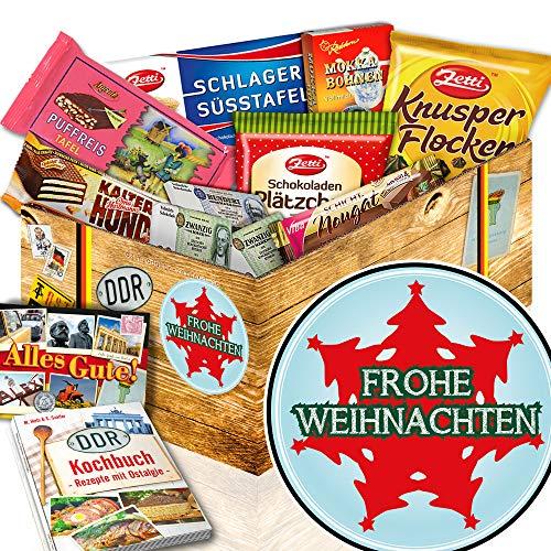 Tannenbaum / DDR Geschenkbox / Schokoladen Set / Weihnachtsgeschenkidee für Ihn
