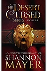 The Desert Cursed Series Boxset (Books 1-3) Kindle Edition
