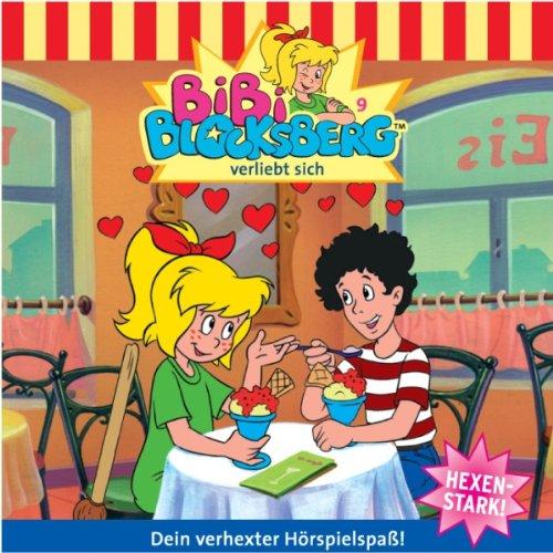 Bibi verliebt sich audiobook cover art