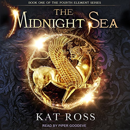The Midnight Sea audiobook cover art