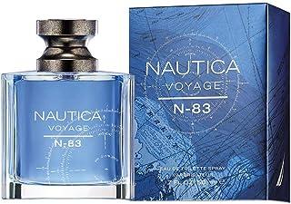 Nautica Voyage N-83 Cologne by Nautica, 3.4 oz Eau De Toilette Spray for Men