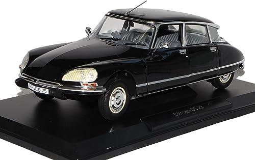 Norev Defektes Modell Citroen DS23 Limousine Pallas Schwarz1972-1975 1 18 Modell Auto