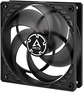 ARCTIC P12 PWM PST - 120 mm Case Fan with PWM Sharing Technology (PST), Pressure-optimised, Quiet Motor, Computer, Fan Spe...