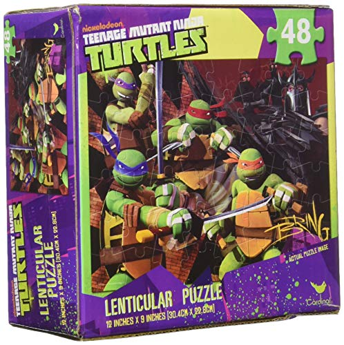 1000 piece puzzle ninja turtles - 3