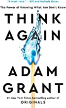 Think Again: The Power of Knowing What You Don't Know PDF