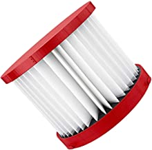 LICHIFIT Replacement Vacuum Washable HEPA Filter for Milwaukee 49-90-1900 Wet/Dry VAC 0780-20/0880-20